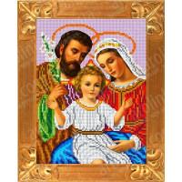 Каролинка Набор для вышивания «Каролинка Азовья» КБИ 4055 Святое семейство Набор для вышивания «Каролинка» КБИ 4055 Святое семейство