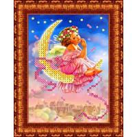 Каролинка Набор для вышивания «Каролинка» КБАН(Ч) 6002 Мечты в небе Набор для вышивания «Каролинка» КБАН(Ч) 6002 Мечты в небе