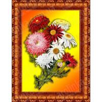 Каролинка Принт для вышивки лентами «Каролинка Азовья» КЛ 4010 Принт для вышивки лентами «Каролинка» КЛ 4010