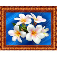 Каролинка Принт для вышивки лентами «Каролинка Азовья» КЛ 4013 Принт для вышивки лентами «Каролинка» КЛ 4013