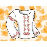 Каролинка Заготовка для сорочки «Каролинка Азовья» КБФ 12 Заготовка для сорочки «Каролинка» КБФ 12