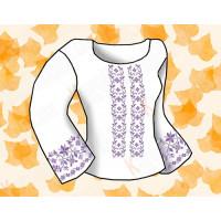 Каролинка Заготовка для сорочки «Каролинка Азовья» КБФ 13 Заготовка для сорочки «Каролинка» КБФ 13