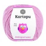 Пряжа для вязания Kartopu Amigurumi Цвет 763 лиловый