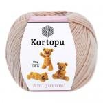 Пряжа для вязания Kartopu Amigurumi Цвет 855 бежевый