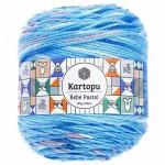 Пряжа для вязания Kartopu Bebe Pastel (Картопу Беби Пастель) Цвет 3201