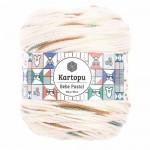 Пряжа для вязания Kartopu Bebe Pastel (Картопу Беби Пастель) Цвет 3208