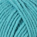 Пряжа для вязания Kartopu Cozy Wool Цвет 1512 бирюзовый