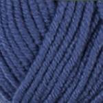 Пряжа для вязания Kartopu Cozy Wool Цвет 1533 синий