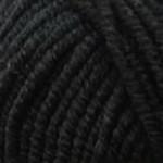 Пряжа для вязания Kartopu Cozy Wool Цвет 940 черный