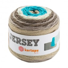 Пряжа для вязания Kartopu Jersey (Картопу Джерси)