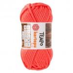 Пряжа для вязания Kartopu Tempo Цвет 1212 коралловый