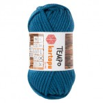 Пряжа для вязания Kartopu Tempo Цвет 1467 петрольный