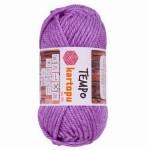 Пряжа для вязания Kartopu Tempo Цвет 782 яркая сирень