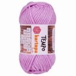 Пряжа для вязания Kartopu Tempo Цвет 783 сиреневый