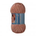 Пряжа для вязания Kartopu Yumurcak Цвет 41 какао