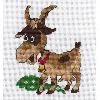 """Klart 8-015 """"Klart"""" набор для вышивания 8-015 """"Козочка"""""""