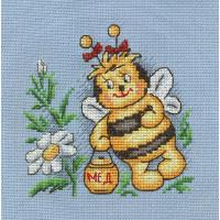 """Klart 8-020 """"Klart"""" набор для вышивания 8-020 """"Душистый мед"""""""