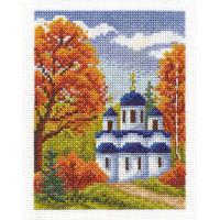 """Klart 8-026 """"Klart"""" набор для вышивания 8-026 """"Осенний денек"""""""
