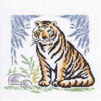 """Klart 8-030 """"Klart"""" набор для вышивания 8-030 """"Бенгальский хищник"""""""