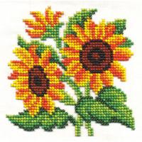"""Klart 8-117 """"Klart"""" набор для вышивания 8-117 """"Цветы солнца"""""""