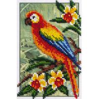 """Klart 8-144 """"Klart"""" набор для вышивания 8-144 """"Попугай"""""""
