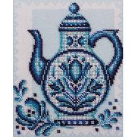 """Klart 8-159 """"Klart"""" набор для вышивания 8-159 """"Синие лепестки"""""""