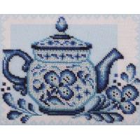 """Klart 8-181 """"Klart"""" набор для вышивания 8-181 """"Волшебное чаепитие"""""""