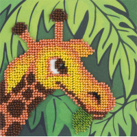 """Klart 8-243 """"Klart"""" набор для вышивания 8-243 """"Жираф"""""""