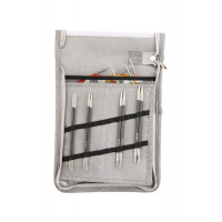 KnitPro Karbonz 1 Набор съемных спиц (делюкс) Karbonz KnitPro, 41613