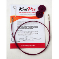 KnitPro 10503 Набор: тросик 76см, заглушки и кабельный ключик KnitPro, 10503