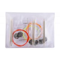 KnitPro 10604 Набор съемных спиц (стартовый)  Nova Metal KnitPro 10604