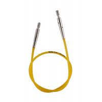 KnitPro 10631 Набор: тросик 20см, заглушки и кабельный ключик KnitPro, 10631