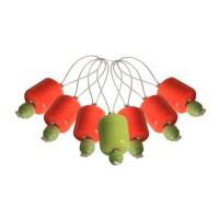KnitPro 10931 Маркер для вязания уп.7шт. Orange Lily KnitPro,10931