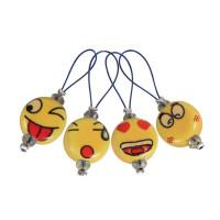 KnitPro 11251 Маркер для вязания Smileys KnitPro, 12шт в упаковке 11251