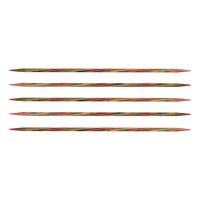 KnitPro Symfonie 20110 Спицы носочные Symfonie KnitPro, 20 см, 4.50 мм 20110