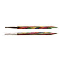 KnitPro Symfonie 20404 Спицы съемные для длины тросика 28-126 см Symfonie KnitPro, 4.50 мм 20404