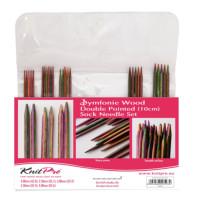 KnitPro 20651 Набор носочных спиц 15 см Symfonie KnitPro, 20651
