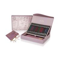 "KnitPro 29851 Подарочный набор съемных спиц ""Luxury collection"" Royale KnitPro 90851"