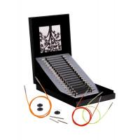 KnitPro Karbonz 41620 Набор съемных спиц Karbonz KnitPro, 41620