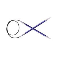 KnitPro Zing 47160 Спицы круговые Zing 100см, 4.5мм