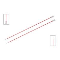KnitPro Zing 47304 Спицы прямые Zing 35см, 6.5мм
