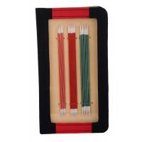 KnitPro Zing 47401 Набор носочных спиц Zing KnitPro, 15см, 47401