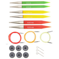 KnitPro 50617 Набор съемных спиц (Chunky set) Trendz KnitPro, 50617