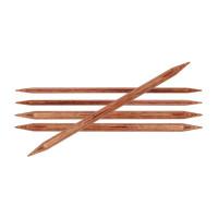 KnitPro Ginger 31009 Спицы деревянные носочные Ginger KnitPro, 15 см, 4.00 мм 31009
