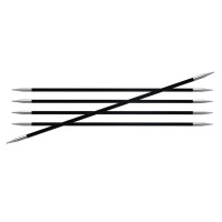 KnitPro Karbonz 41124 Спицы носочные Karbonz KnitPro, 20 см, 2.00 мм 41124