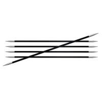 KnitPro Karbonz 41126 Спицы носочные Karbonz KnitPro, 20 см, 2.50 мм 41126