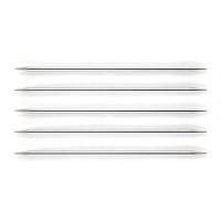 """KnitPro Nova Metal 10110 Спицы носочные """"Nova Metal"""" KnitPro, 20см, 4,50мм 10110"""