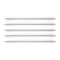 """KnitPro Nova Metal 10117 Спицы носочные """"Nova Metal"""" KnitPro, 20см, 2,50мм 10117"""
