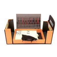 "KnitPro Symfonie 20641 Подарочный набор съемных спиц ""Knit & Purr"" KnitPro, 20641"
