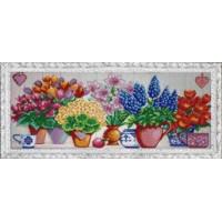Конёк НИК 1221 Цветочный ряд